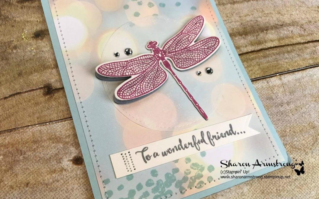 Dragonfly Dreams To a Wonderful Friend