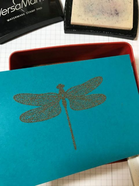 Heat Embossing Technique