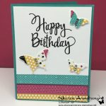 Tool Tips using Washi Tape, Paper Cutter and Punches