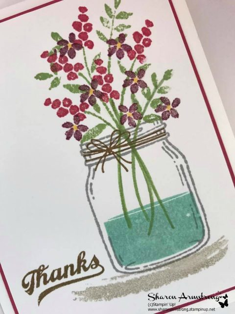 A Jar of Thanks