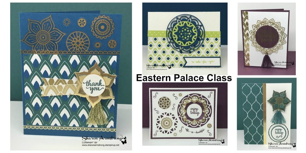Eastern Palace Online Class with Free Gift