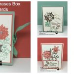 Flourishing Phrases Gift Box and Cards