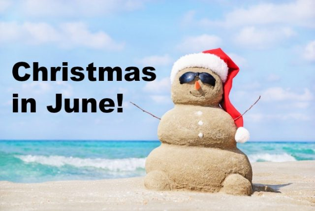 Too Early For Christmas.Making Your Christmas Cards In June Not Too Early Start Tx