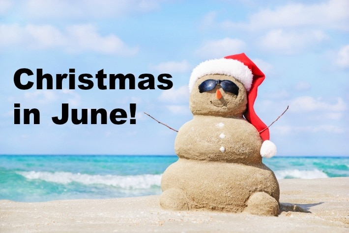 Making Your Christmas Cards in June Not too Early Start