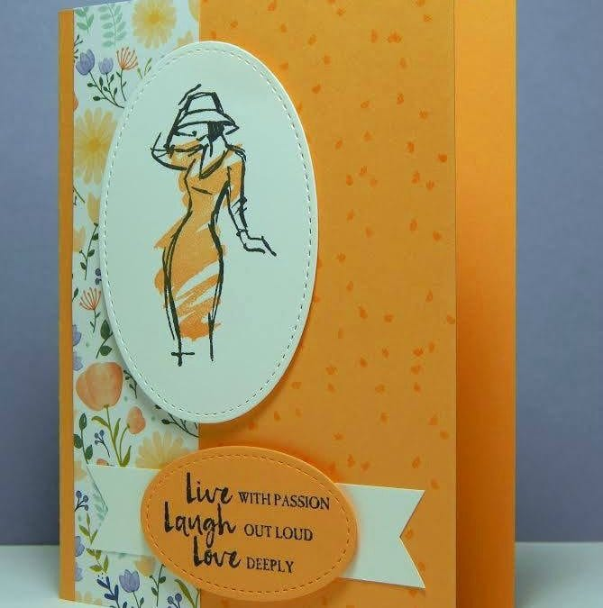See New Stampin' Up! Designer Series Papers