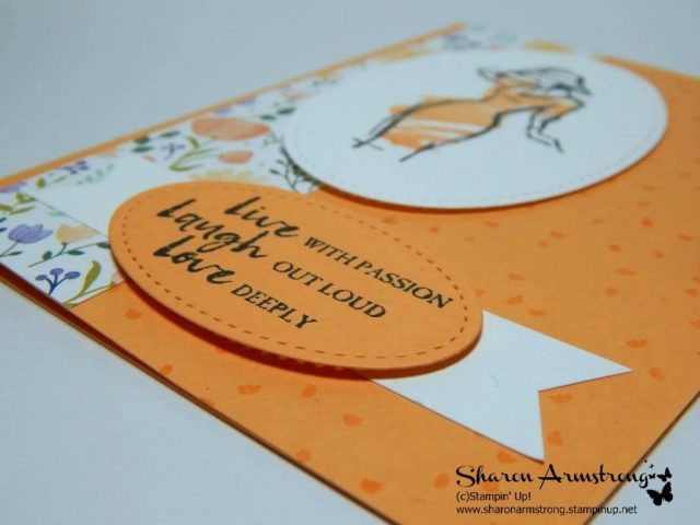 New Stampin' Up! Designer Series Papers