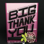 Big Thank You with Great Big Greetings