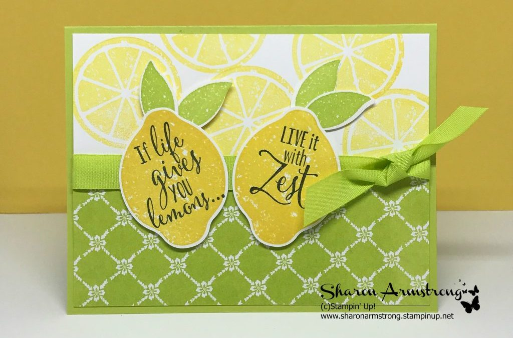 If Life Gives You Lemons Live It With Zest!