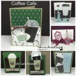 Ribbon of Courage, Carols of Christmas & Coffee Cafe Tutorials
