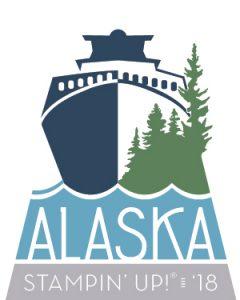 I'm a Stampin' Up! Alaska 2018 Achiever!
