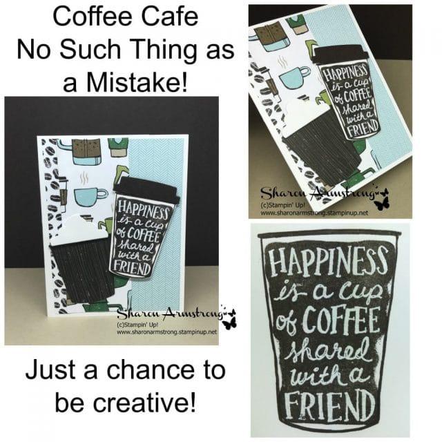 Stamping Mistake