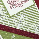 Warmth of Christmas Snowflake Sentiments