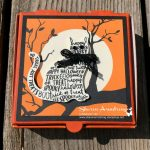 Spooky Cat Pizza Treat Box