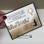 Night In Bethlehem Christmas Card