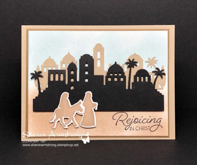 Night in Bethlehem Card Three
