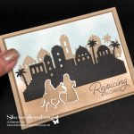Night in Bethlehem Card Three
