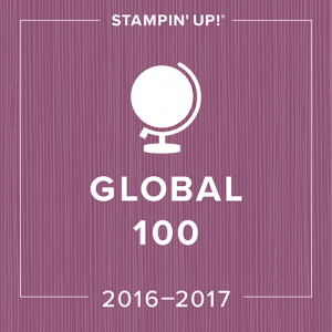 2017 Top 100 Demonstrator Globally