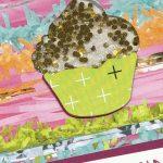 Perennial Birthday Shaker Card