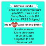 Perfect Time to Join Stampin' Up!