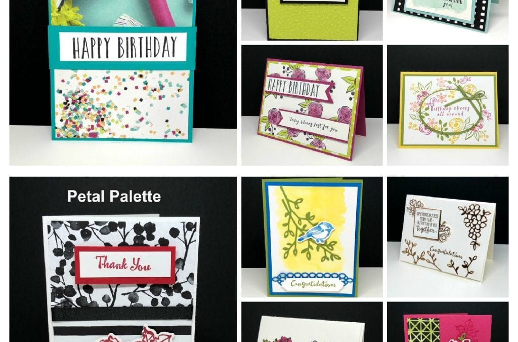 Perennial Birthday and Petal Palette Online Classes