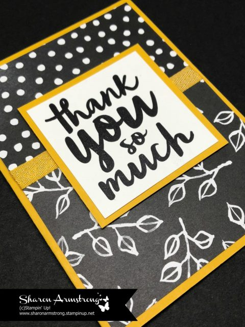 Thoughtful Thanks Thank You Card