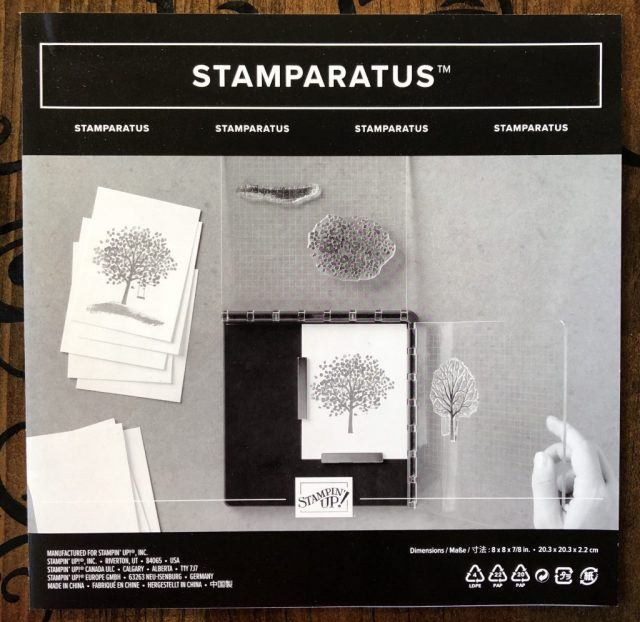 Five things to know about Stamparatus