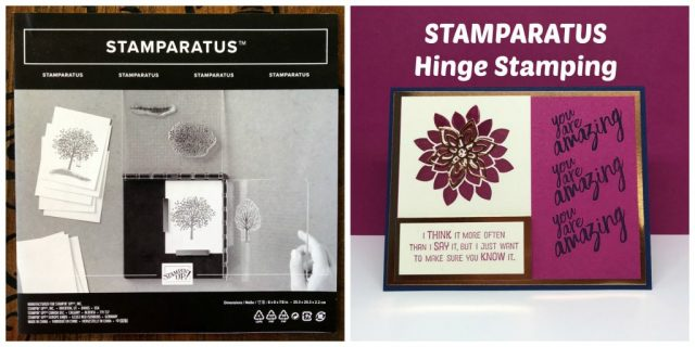 Stamparatus Hinge Stamping Video