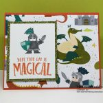 Magical Day Myths Magic Designer Series Paper