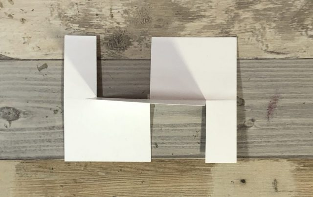 Impossible Card Fold