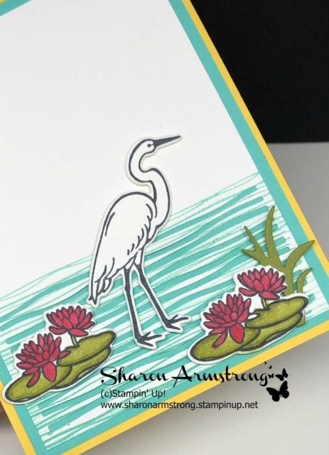 handmade cards by sharon armstrong