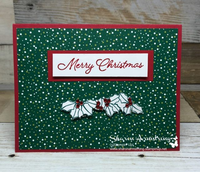 Color your Season Handmade Card by Sharon Armstrong