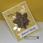 Stampin' Up! Falling Leaves Bundle Card