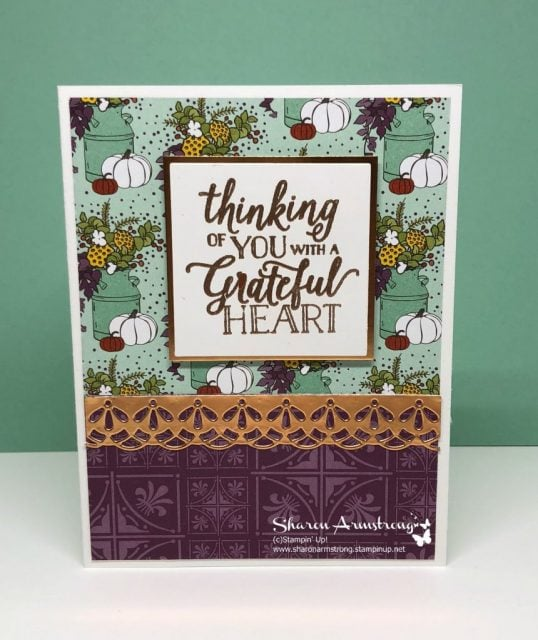 handmade card design ideas by sharon armstrong