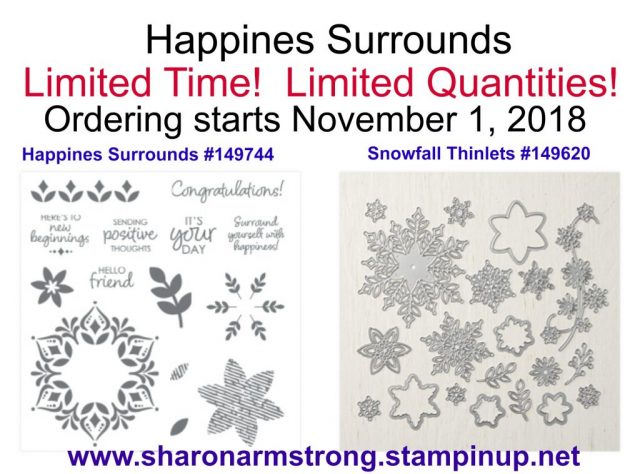 Cardmaking Design Ideas with Sharon Armstrong, TxStampin Sharon