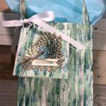DIY Gift Bag Tutorial Using Scrapbook Paper
