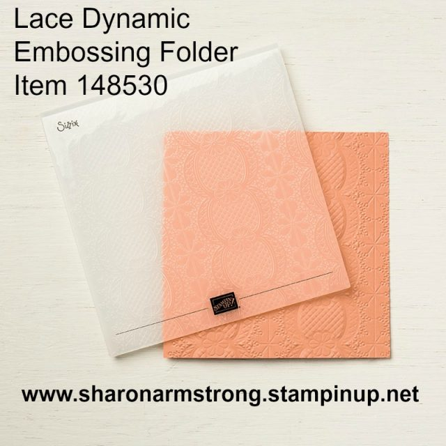 Stampin-Up-Lace-Dynamic-Embossing-Folder