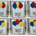 6 Birthday Cards Made Fast and Efficient