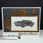 Classic Handmade Birthday Card to Impress Your Dad