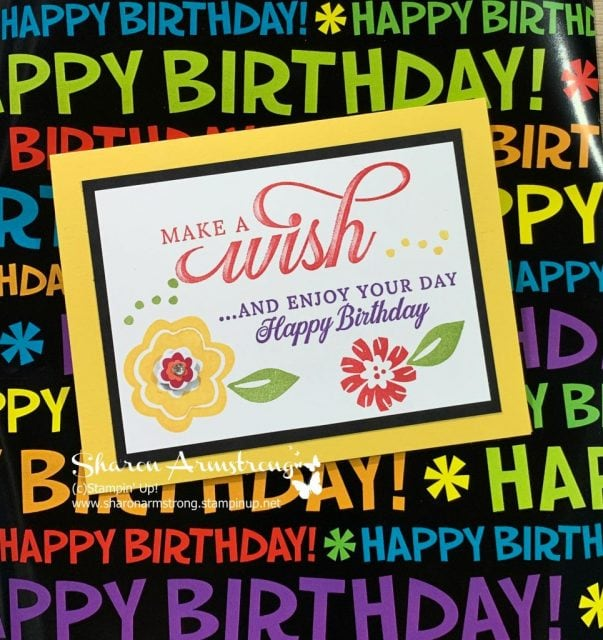 Jubliant-Birthday-Card-with-Cheerful-Floral-Pattern