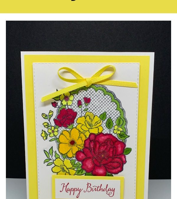 Need an Irresistible Stunning Handmade Birthday Card?