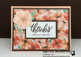 The Value of an Unexpected Thank You Card