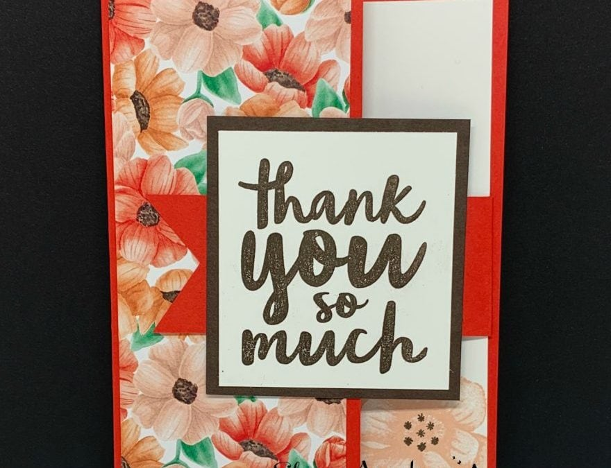 The Miracle of Thank You Cards