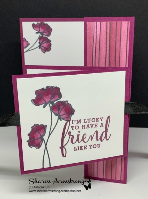 Double-Fun-Fold-Card-with-Share-What-You-Love-Scrapbook-Paper
