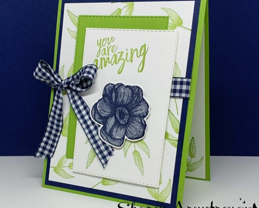 Why Colorful Stamp Layering is Perfect for Friendship Cards