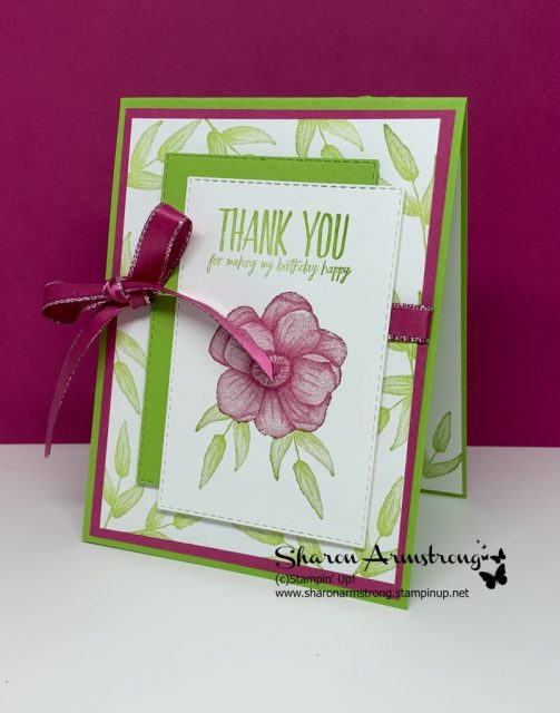 Color-Layering-on-Handmade-Friendship-Card-in-Pink-and-Green