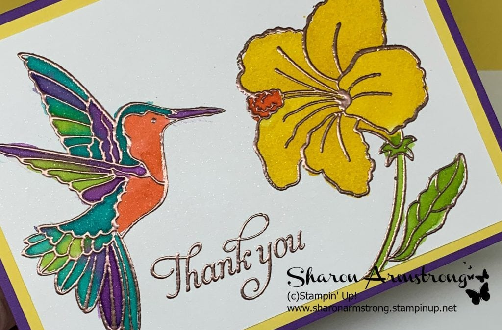 Watercolor Greeting Card that will Impress Your Friends