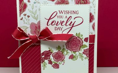 Revealing My Secret to a Beautiful Floral Greeting Card