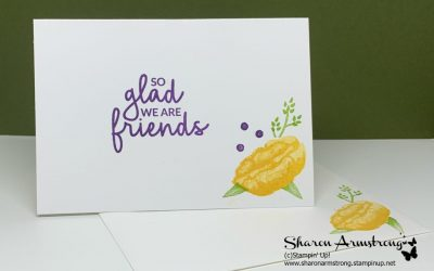 Time Saver! Make Easy Note Cards with the Best Stamp Positioner