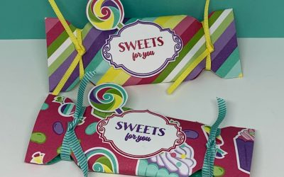 Sweetest Thing Treat Holder | March Online Class