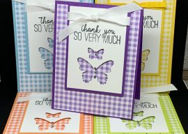 The Best Simple Template for Thank You Cards